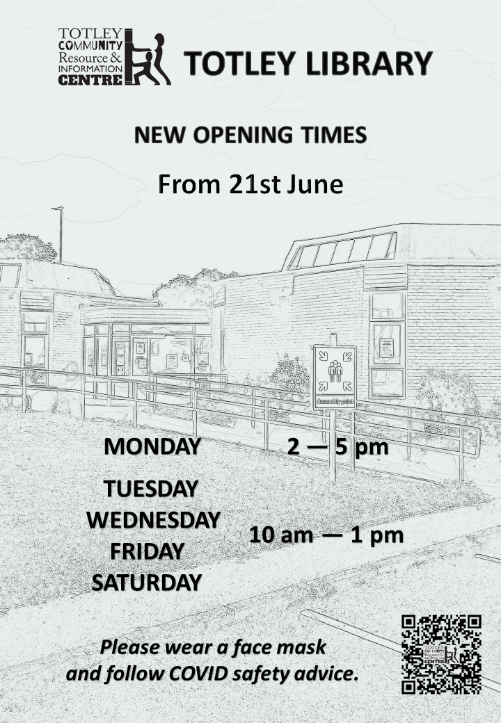 Extended opening times from 21st June